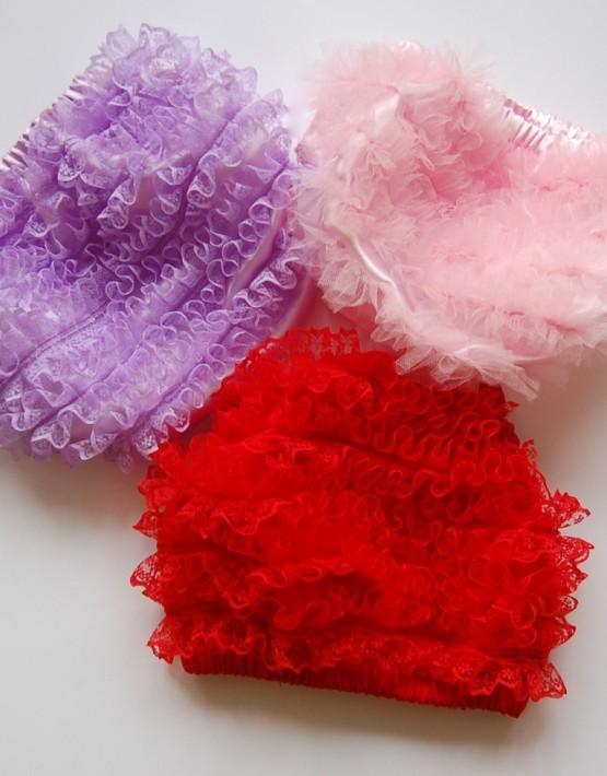 Бебешки гащи с къдрички-различни цветове