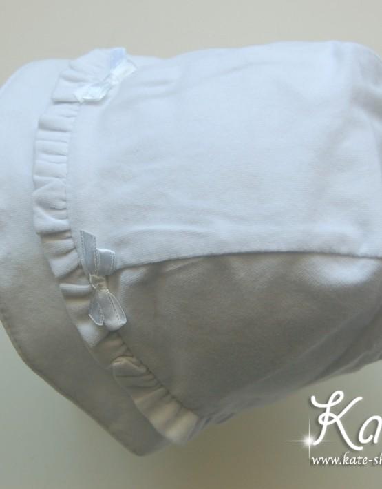Бебешка шапка памук