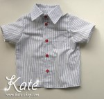 Детска риза на рае