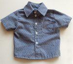 Момчешка риза на ромбове