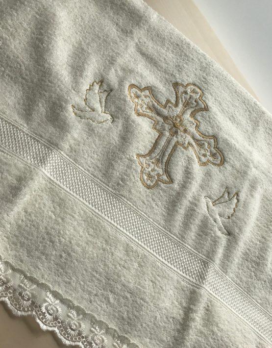 хавлиена кърпа за кръщене