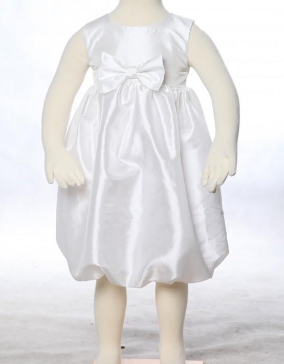 Детска рокля за кръщене балон