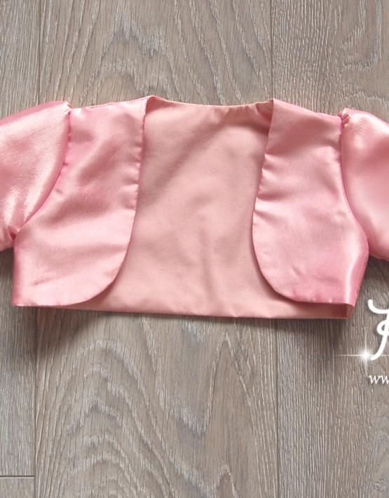 Розово болеро