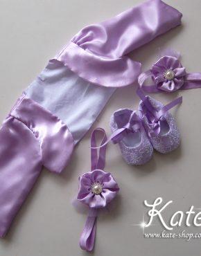 Аксесоари цвят лилаво
