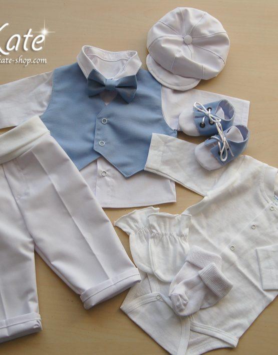 Комплект за изписване на бебе момче