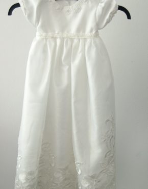 Бебешка рокличка тип католическа