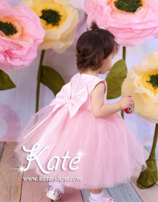 Розова рокля туту