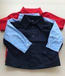 Цветна риза за момче